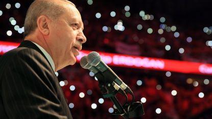 Erdogan wil op tv niet debatteren met kandidaten van oppositie