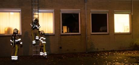 Brand in kapsalon van verzorgingshuis in Wijhe