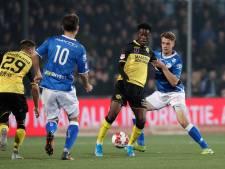 Kansen volop voor FC Den Bosch tegen Roda JC, maar geen goals