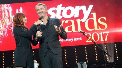 Katja Retsin en Kürt Rogiers presenteren dit jaar de Story Showbizz Awards