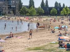 Zwemmen in Zwolle wordt moeilijk: Wijthmenerplas te druk, mogelijk blauwalg in Milligerplas
