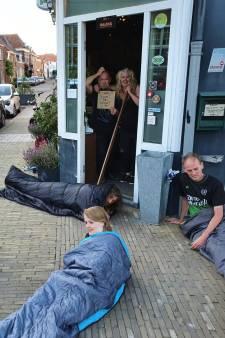 Kroegtijgers uit Groenlo kunnen écht niet wachten tot maandag