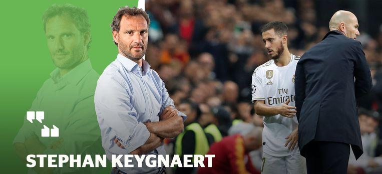Onze chef voetbal over Hazard en co