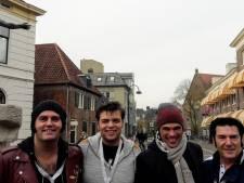 Elvis in viervoud naar Black Pete in Wageningen
