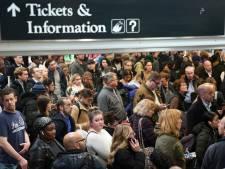 Terrible drame dans une station de métro new-yorkaise à l'heure de pointe