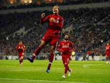 Van Dijk maakt kans op 'Player of the Year'-award