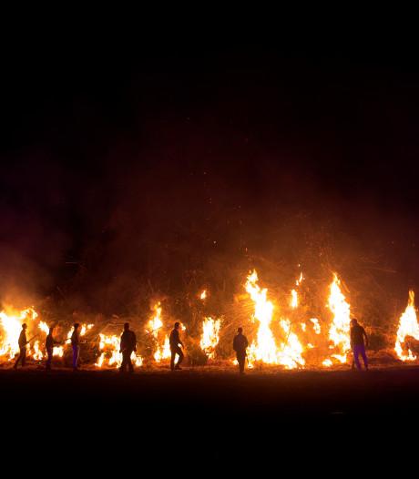 Paasvuren in Achterhoek nu al ter discussie: maken veiligheid en milieu einde aan traditie?