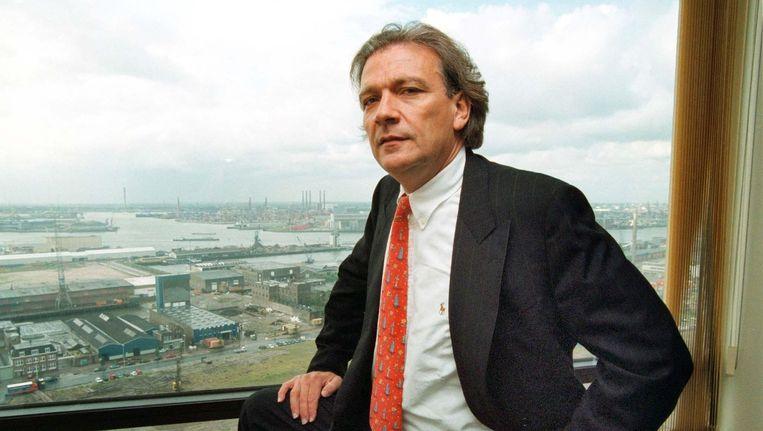 Willem Scholten in 1998. Beeld anp