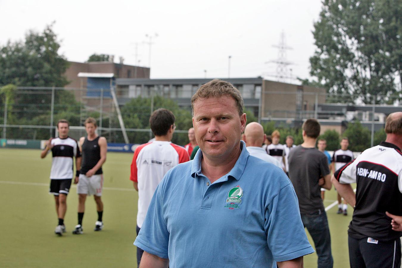 Van Gent in in eerdere periode in Eindhoven.