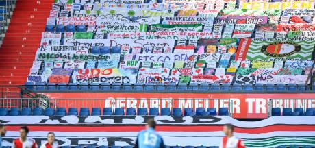 Jim is er als Feyenoord speelt: eerbetoon voor verongelukte Naaldwijker (17)