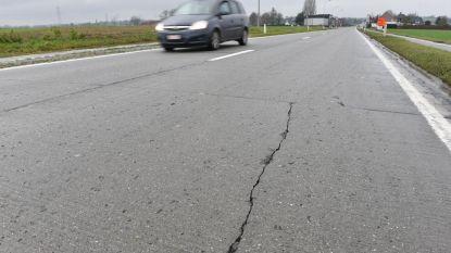 Deinzestraat krijgt volgend jaar nieuw wegdek