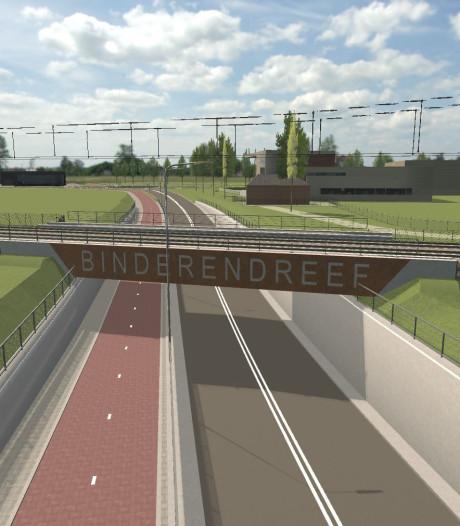 Spoortunnel in Deurne in 2021 klaar