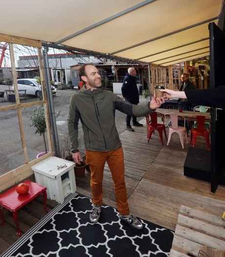 Ondanks corona draait Stek lekker door: 'Het moet hier niet de binnenstad van Breda worden'