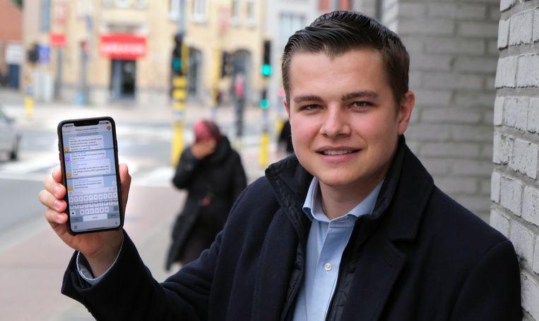 Tips over controles op je smartphone? Sluit je aan bij de politiecontrole groep van Joeri Pauwels.