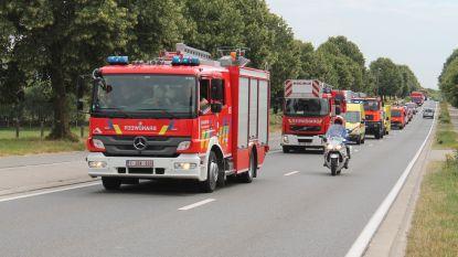 """Brandweerpost in centrum Lennik definitief gesloten: """"We beleven vandaag een historisch moment"""""""