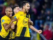 NAC knokt zich naar overwinning op Vitesse en verlaat laatste plaats