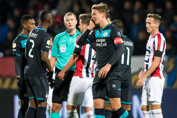 Willem II - PSV: 0-0
