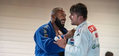 Judoka's mogen weer: in de dojo lachen zoals Ilona