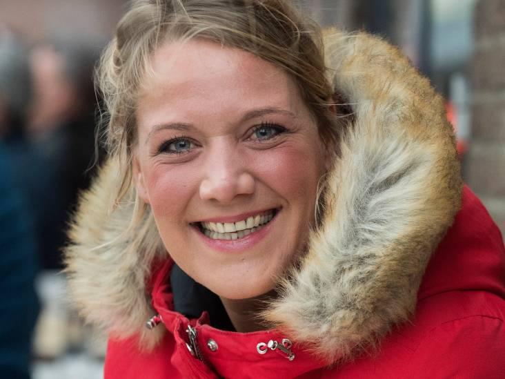 De derde helft bij FC Lienden vindt Joyce Vonk het leukst