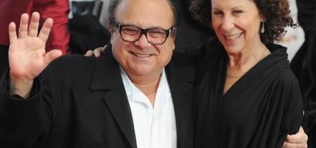 Danny DeVito en vrouw weer uit elkaar