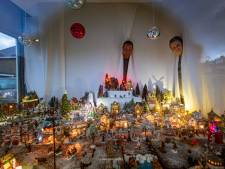 Winterwonderland in eigen voorkamer in Kampen: een attractie die nog wél open is