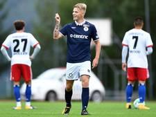 Sparta speelt in Oostenrijk gelijk tegen HSV