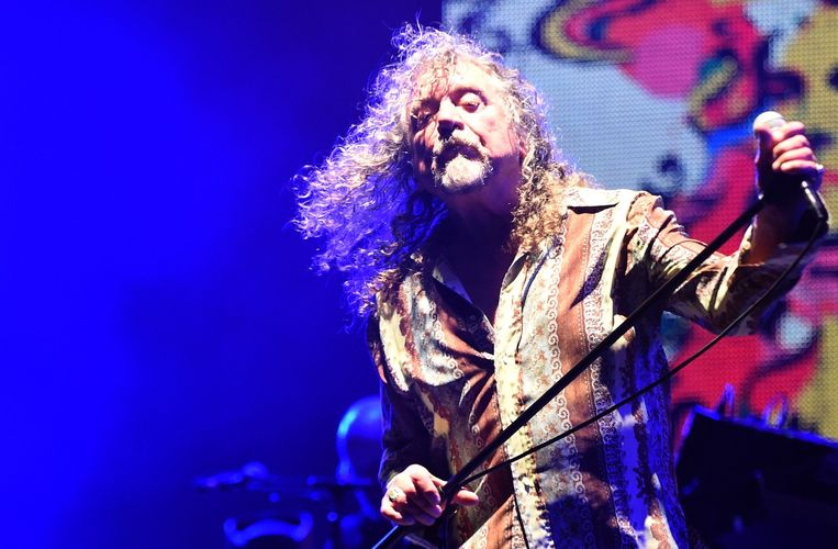 Robert Plant Beeld ANP