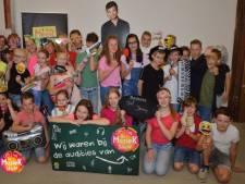 Leerlingen Schijndel gaan naar tv-show Lang Leve de Muziekshow