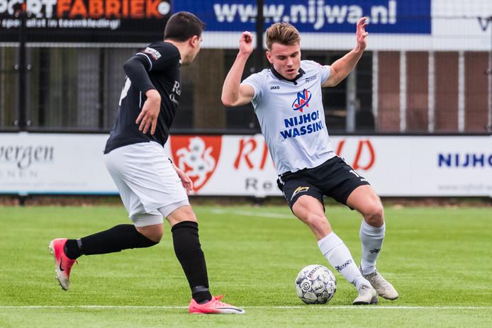 Bas ter Hogt maakte afgelopen zomer de overstap van HSC'21 naar SVZW.
