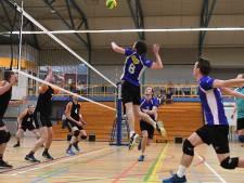Noodkreet in het volleybal: 'Het bestuur was alleen maar gaten aan het dichten'