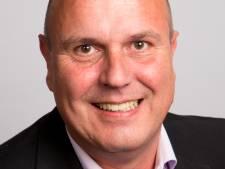 Wethouder Dankers gaat in Oisterwijk onderuit op eigen parkeerterrein