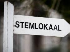 In drie rivierenlandse gemeenten liet de uitslag langer op zich wachten