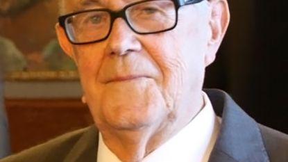 Ereschepen Gilbert Bosman op 88-jarige leeftijd overleden