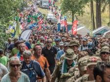 Via Gladiola lonkt voor 41.850 Vierdaagselopers
