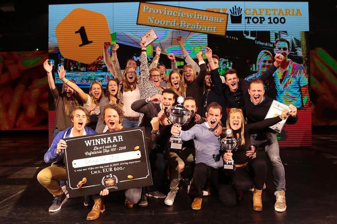 Eethuys De Lind wint Cafetaria Top 100.
