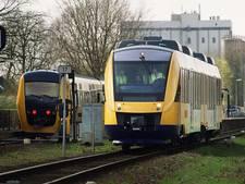 Treinstoring voorbij tussen Lochem en Goor