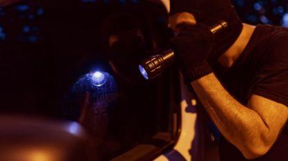 Geld en iPhone uit auto gestolen, fiets meegenomen uit openstaande berging