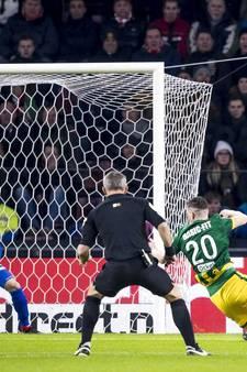 PSV winterkampioen na doodeenvoudige zege op ADO
