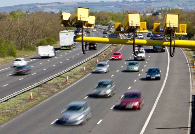Trajectcontrole in Engeland