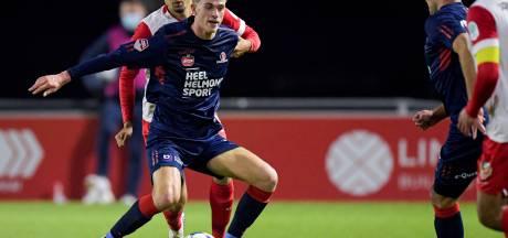 Late tegentreffer hakt erin bij Helmond Sport: 'Zonde dat het wordt afgestraft'
