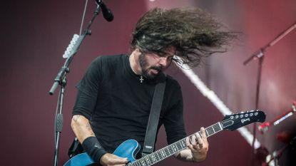 Dave Grohl kon na dood Kurt Cobain niet naar muziek luisteren