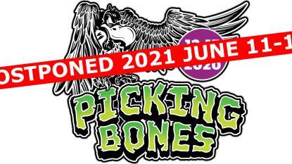 Festival Picking Bones wordt uitgesteld naar 2021