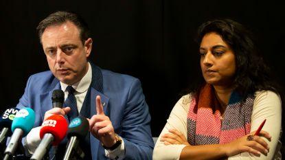 Fel protest tegen akkoord met De Wever bij Antwerpse sp.a