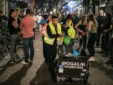 Automobilist die liters lachgas had bij aanhouding in Alphen wordt mogelijk niet vervolgd