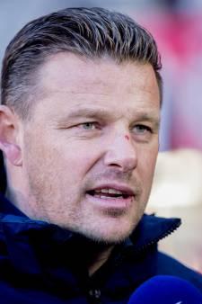 Stegeman voelt steun bij PEC Zwolle: 'Mij nu ontslaan zou ik ook opportunistisch vinden'