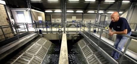Dunea legt nieuwe leiding van 200 meter in rivier bij Wijk en Aalburg