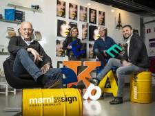 Marnix Sign uit Rijssen: van boekhandelaar naar reclame-specialist