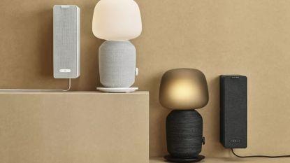 Ikea presenteert wifi-speakers vermomd als lamp of boekenplank