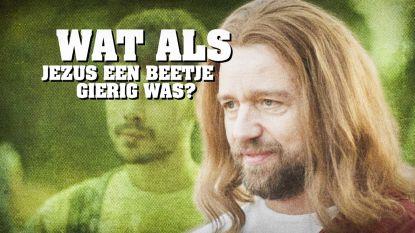Wat als Jezus een beetje gierig was? Gloednieuwe 'Wat Als?'-sketch speciaal voor Rode Neuzen Dag