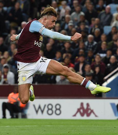 Grealish blijft Aston Villa trouw en verlengt contract